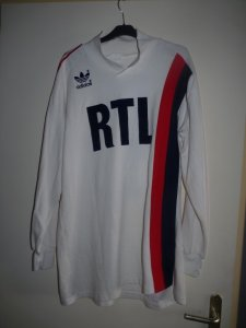 Maillot Coupe de France 1986-87