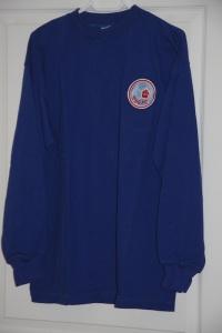 Réédition second maillot 1971-72, version hiver (collection MaillotsPSG)