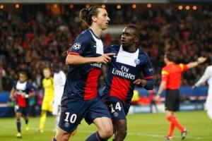 (source: psg.fr, image en grande taille: http://www.psg.fr/fr/Actus/105003/Galeries-Photos#!/fr/2013/2759/37035/album/Paris-Anderlecht-1-1/Paris-Anderlecht-1-1 )