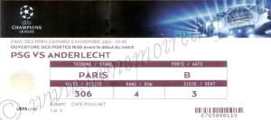 1314_PSG_Anderlecht_ticket