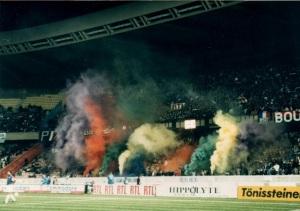 Le Kop de Boulogne (source: Mouvement Ultra)