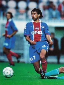 Leonardo, pour son tout premier match sous les couleurs parisiennes