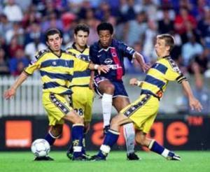 Ronaldinho cerné par les doubistes