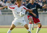 Les parisiens évolueront en maillot d'échauffement, leur maillot beige étant incompatible avec le blanc du Bayer 04.