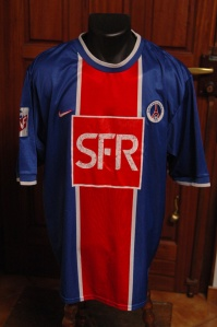 Maillot domicile version Coupe de la Ligue 1999-2000