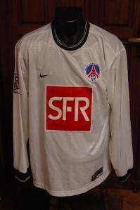 Troisième maillot 1999-2000