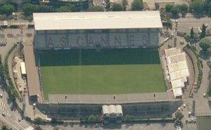 Le stade Pierre-de-Coubertin