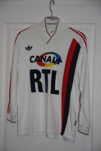 Maillot domicile 1987-88 (collection MaillotsPSG)