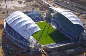 Le stade Algavre
