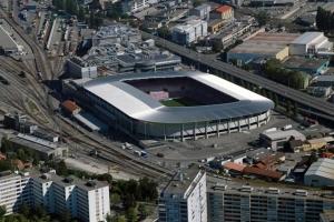Le Stade de Genève