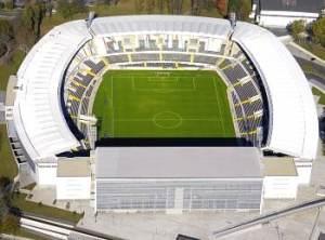 Le stade Alfonso Henriques
