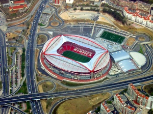 Le stade de La Luz