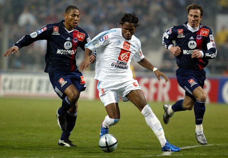 Marseille psg 1 2 ap 24 01 04 coupe de france 03 04 archives paris football - Coupe de france 2013 2014 ...