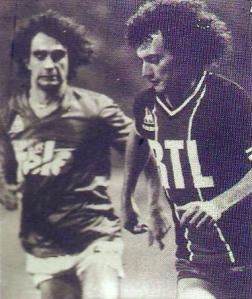 Antoine Garceran contre  Rocheteau