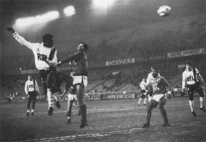 Le but de la victoire, signé Oumar Sène (Ch. Gavelle)