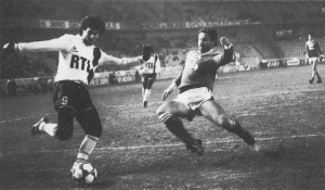 Omar Da Fonseca face à Lopez (Ch. Gavelle)