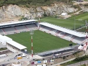 Le stade François-Coty