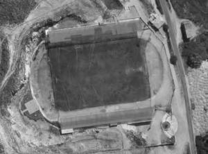 Vue aérienne du stade Timozzolo