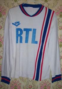 Maillot extérieur 1977-78