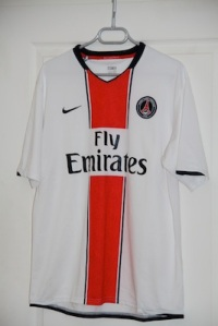 Maillot extérieur 2007-08 (collection http://maillotspsg.wordpress.com)