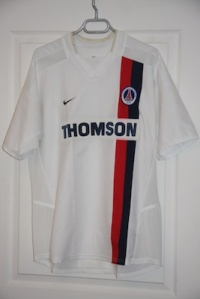 Maillot extérieur 2002-03 (collection http://maillotspsg.wordpress.com)