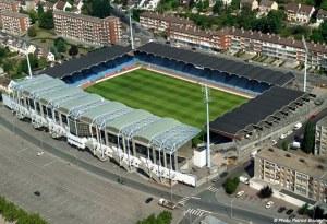 Le stade Jules-Deschaseaux