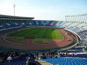 Le stade Moulay-Abdellah