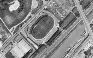 Le stade Auguste-Delaune, à Reims