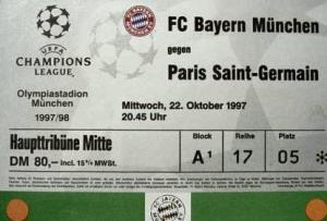 9798_Bayern_PSG_billetPSG1970