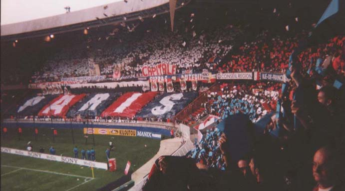 9899 psg om auteuil archives paris football for Division 2 table 98 99