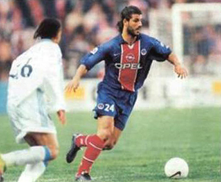 9899 psg om madarvsluccin archives paris football for Division 2 table 98 99