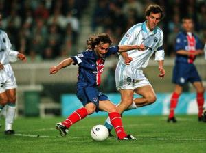 Psg marseille 2 1 04 05 99 division 1 98 99 archives for Division 2 table 98 99