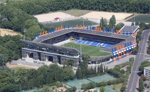 Le stade de La Mosson-Mondial 98