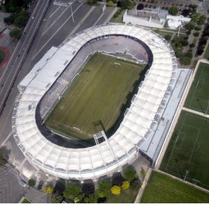 Le Stadium municipal de Toulouse