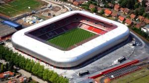 Le stade du Hainaut