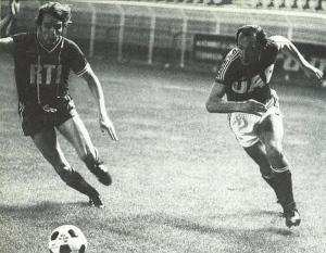 Bianchi déborde Gérard Cenzatto