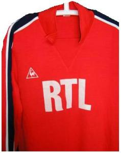 Troisième maillot 1982-83