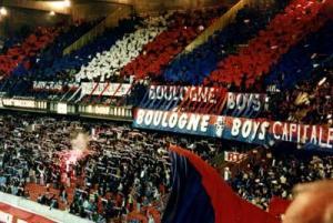 Le Kop de Boulogne...