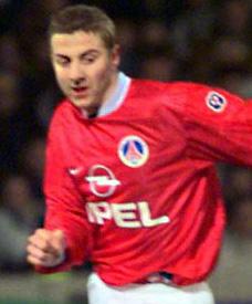 Troisième maillot 1997-98