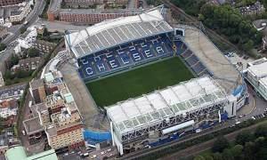 Le stade de Stamford Bridge