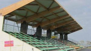 Le stade Municipal de Montaigu (Vendée)