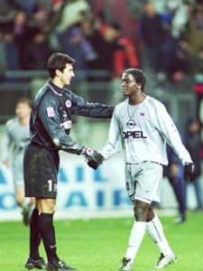 Letizi et Mendy peuvent se féliciter mutuellement, la défense du PSG n'a pas craqué