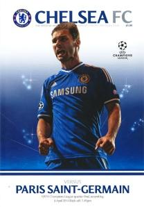1314_Chelsea_PSG_programme