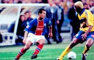 Ali Benarbia, le capitaine parisien, à la manoeuvre...