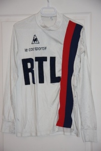 Maillot extérieur 1978-79 (collection MaillotsPSG)