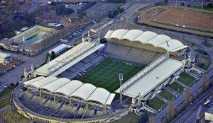 Le stade de Gerland