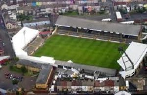 Le Vetch Field de Swansea