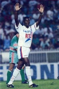 Le jeune Pascal Nouma, entré en fin de match (Ch. Gavelle)