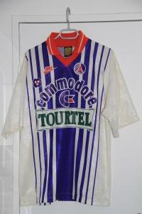 Maillot extérieur 1993-94 (collection MaillotsPSG)