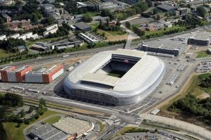 Le stade Pierre-Mauroy